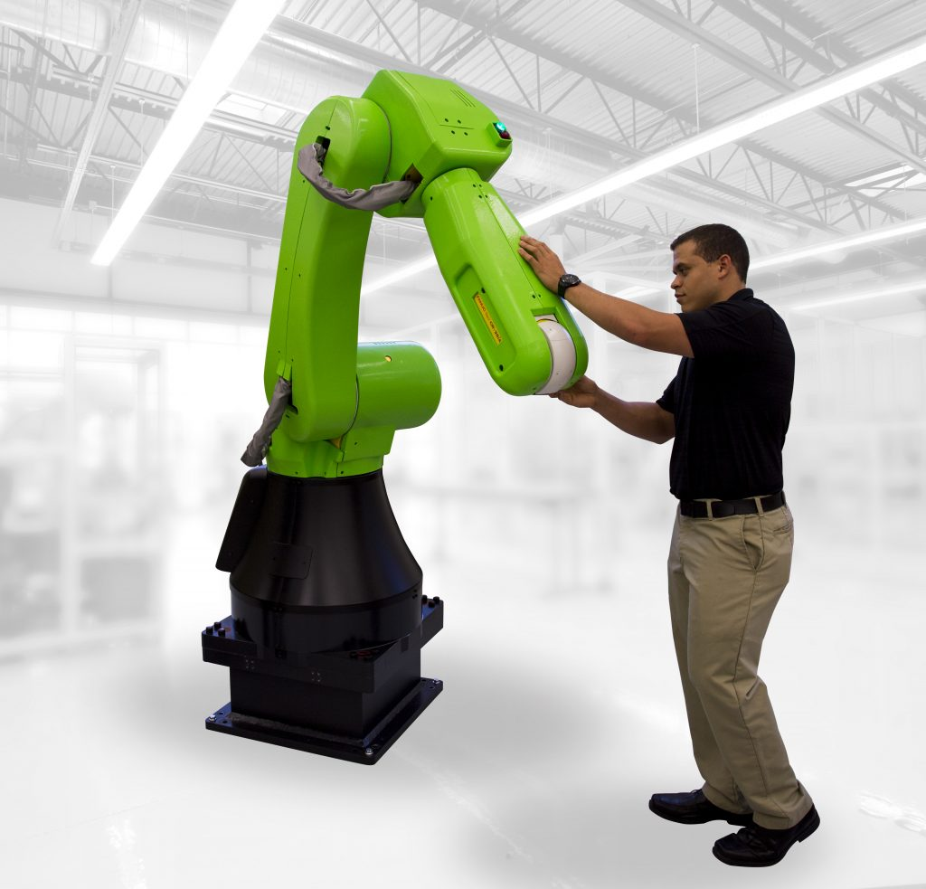 fanuc cr-35ia robot collaboratif