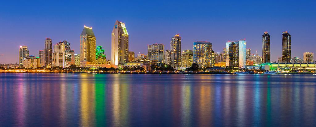 San Diego nuit