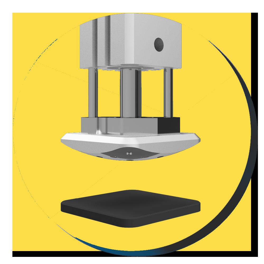 Application de mousse (icone)