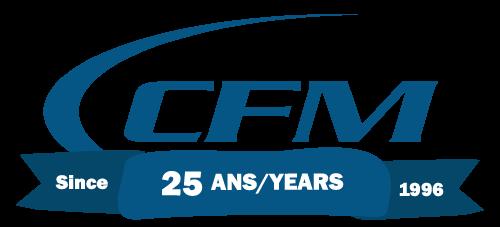 CFM Robotique Logo